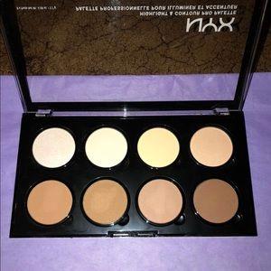 NYX Pro Contour Palette